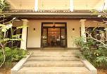 Hôtel Unawatuna - Kingfisher Bamboo Garden-2