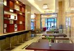 Hôtel Zhengzhou - Shanshui Trends Hotel- Nongye Road