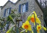 Hôtel Saint-Marcan - Au Fief des Amis du Mont-3
