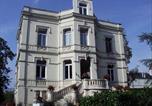 Hôtel Les Rosiers-sur-Loire - Domaine de l'Oie Rouge-1