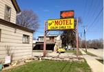 Hôtel Janesville - Ike's Motel Beloit-2