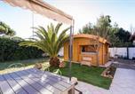 Location vacances Sérignan - Villa jardin spa sauna-4