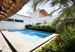 Location vacances Jacó - Casa Gris in Jaco Home-2