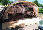 Camping avec Site nature Chambon-sur-Lac - Camping Bois de Gravière-4