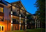 Hôtel Victoriaville - Manoir du Lac William-3
