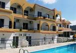 Hôtel Ιαλυσος - Holidays Apartments-1