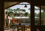 Camping avec Accès direct plage Ciboure - Village Naturéo-2