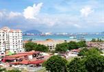 Location vacances Bukit Mertajam - Penang View Georgetown Apartment-3