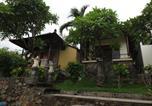 Villages vacances Karangasem - Moonshine Bungalows-4