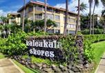Location vacances Kīhei - Haleakala Shores B-407-3