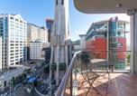 Location vacances Auckland - The Wilthire on Victoria Apartment-2