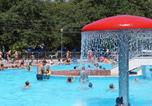 Camping avec Parc aquatique / toboggans Croatie - Camping Bijela Uvala-1