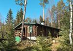 Location vacances Joensuu - Ferienhaus mit Sauna (068)-1
