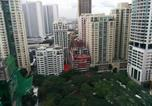 Location vacances Makati - Paseo Parkview Suites-1