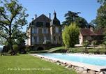 Hôtel Camps-Saint-Mathurin-Léobazel - Château de La Grèze-1