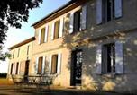Hôtel Lugon-et-l'Ile-du-Carnay - Chambres d'Hôtes Château Rolin Haut Briand-4