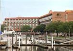 Hôtel New Bern - Doubletree by Hilton New Bern - Riverfront-2