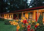 Location vacances Cherokee - Smoky Falls Lodge-3