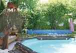 Location vacances Allan - Holiday Home Montboucher sur Jabron with Fireplace 08-4