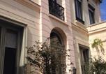 Hôtel Ronchin - Où dorment les fées-3