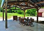 Location vacances Flagey - Maison de Maître Montchevreuil-4