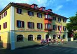 Hôtel Tristach - Gasthof Goldener Fisch-4