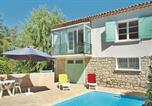 Location vacances Saint-Christol - Holiday home Sault 18 with Outdoor Swimmingpool-4