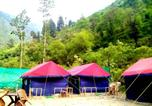 Camping avec WIFI Inde - Tirthan Holidays Camp & Cottages-2