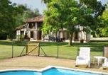 Location vacances Ygos-Saint-Saturnin - Holiday Home Route de Chinan-1