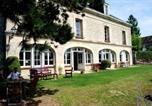 Location vacances Saint-Christophe-à-Berry - Chambres d'Hôtes La Couronne-1