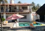 Location vacances Colima - Quinta Los Pedernales-4
