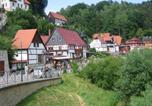 Location vacances Stolpen - Ferienwohnung Am Grünbach-4