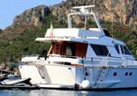 Location vacances Praia a Mare - B&B Yacht - Porto di Maratea-2