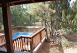 Location vacances Pinetop - The Spaghetti Western Cabin-3
