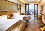 Location vacances Sanya - Sanya Bay Guest House All Suites Hotel-1