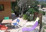 Location vacances Félines-Termenès - Le Chalet Zen-1