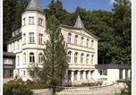 Hôtel Zorge - Waldschlösschen-1
