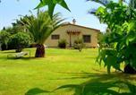 Location vacances Castagneto Carducci - Villino Sibilla Terra-3