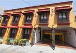Hôtel Mitla - Hotel Posada Doña Alicia-1