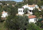 Location vacances Riogordo - Holiday Home El Olivo-2