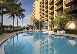 Hôtel Cocoa Beach - Hampton Inn Cocoa Beach-4