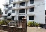 Hôtel Thiruvananthapuram - Saras Park Inn-1