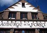 Hôtel Saint-Venant - Auberge De La Forêt-1