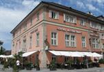 Hôtel Baden - Hotel Rotes Haus-4