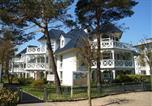 Location vacances Binz - Strandläufer im Haus Strelasund-2