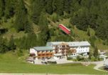 Hôtel Oberperfuss - Pistenhotel Lizumerhof-2
