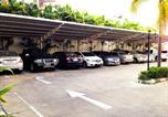 Hôtel Ban Rai - Baanbudsarin Apartment-3