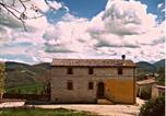 Location vacances Fabriano - Casa Vacanza Serrabernacchia-1