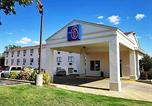 Hôtel Ponca City - Motel 6 Ponca City-3