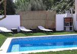 Location vacances Maria de la Salut - Holiday Home Casa Juan.1-2